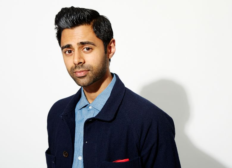 """FILE – In this Oct. 12, 2015, file photo, Hasan Minhaj poses for a portrait in New York. Minhaj, a correspondent with Comedy Central's """"The Daily Show,"""" is coming to a home near you with his one-man show """"Homecoming King."""" The comedian will kick off a North America tour this summer, starting Aug. 19, 2016, in Portland, Ore. (Photo by Dan Hallman/Invision/AP, File)"""