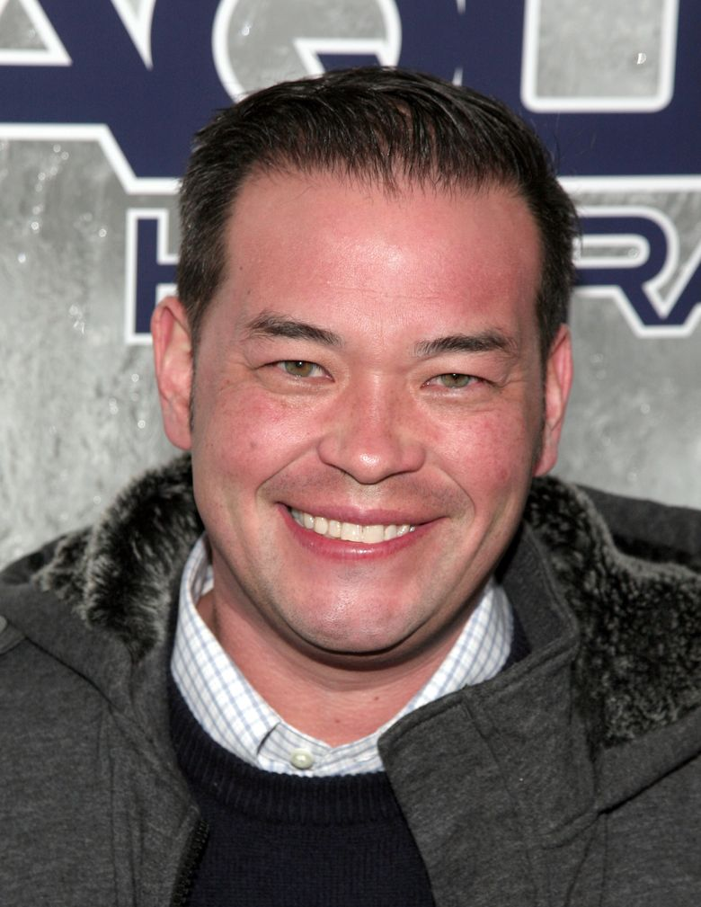 FILE – In this Jan. 31, 2014, file photo, television personality Jon Gosselin attends the Maxim Magazine Super Bowl Party in New York. Gosselin told a Dallas radio station on Wednesday, July 20, 2016, that he has been working as a cook at a Lancaster, Pa., T.G.I. Friday's restaurant. (Photo by Andy Kropa/Invision/AP, File)