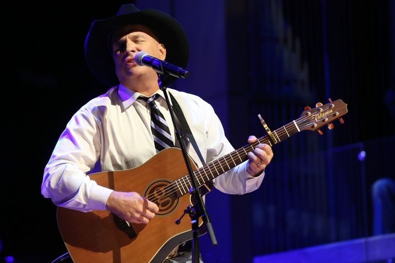 FILE – In this Oct. 25, 2015 file photo, Garth Brooks performs at The Country Music Hall of Fame 2015 Medallion Ceremony at Country Music Hall of Fame and Museum in Nashville, Tenn.  Brooks announced Thursday, July 7, 2016,  that The Garth Channel on SiriusXM, will debut Sept. 8 and will feature songs from his albums, live recordings and commentary from the best-selling singer. (Photo by Laura Roberts/Invision/AP)