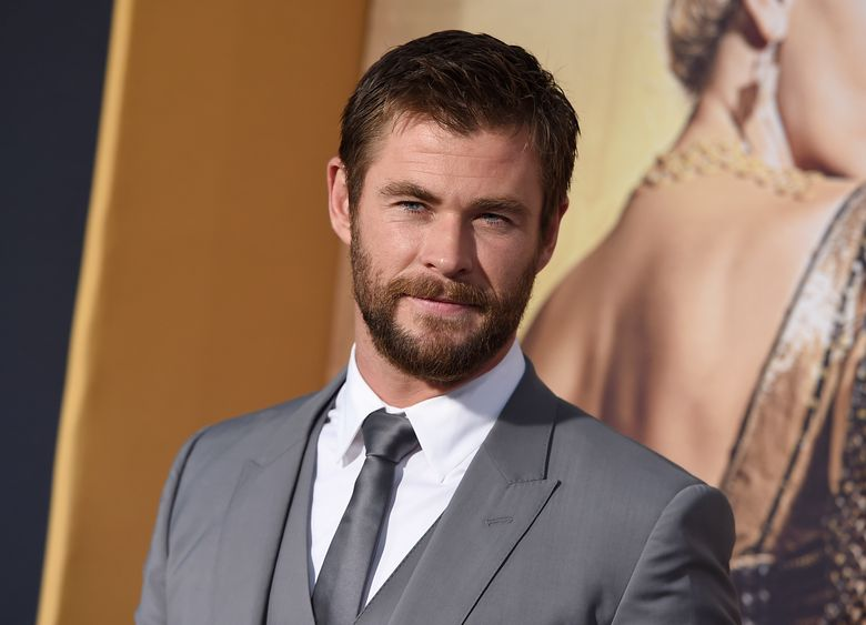 """FILE – In this April 11, 2016, file photo, Chris Hemsworth arrives at the LA Premiere of """"The Huntsman: Winter's War"""" at the Regency Village Theatre in Los Angeles. Paramount Pictures announced Monday, July 18, 2016, a fourth """"Star Trek"""" film with Hemsworth returning to the rebooted franchise. (Photo by Jordan Strauss/Invision/AP, File)"""