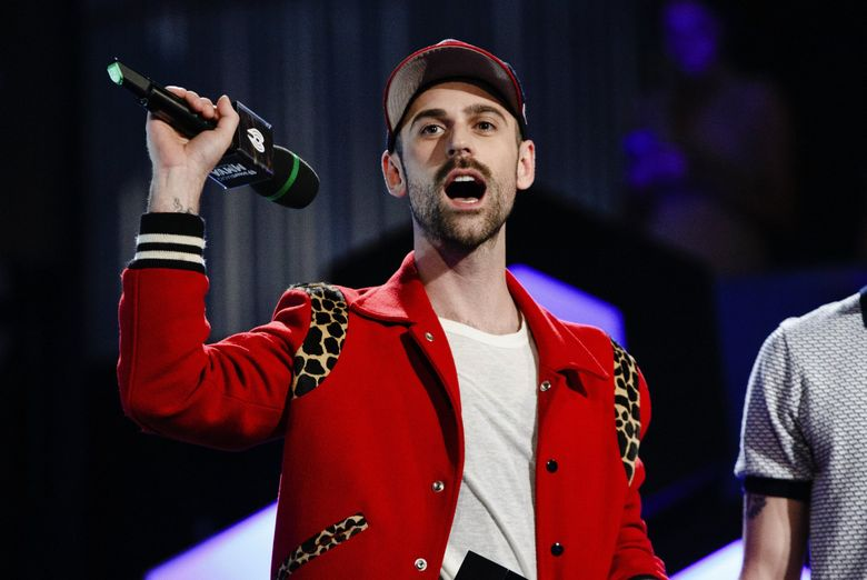 Ryan Lewis is selling his Magnolia home for a price tag of $9,450,000. (Photo by Jess Baumung / Invision / AP)