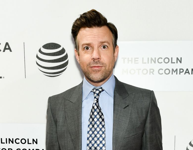 """FILE – In this April 14, 2016 file photo, actor Jason Sudeikis attends the world premiere screening of """"The Devil and the Deep Blue Sea"""" during the 2016 Tribeca Film Festival in New York. Sudeikis will lead the cast of the world premiere stage adaptation of """"Dead Poets Society."""" Performances begin in October. (Photo by Evan Agostini/Invision/AP, File)"""