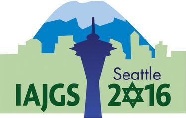 logo of the International Association of Jewish Genealogical Societies