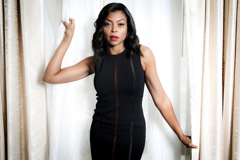 """FILE – In this Monday, Aug. 8, 2016, file photo, Taraji P. Henson, a cast member in the FOX series """"Empire,"""" poses for a portrait during the 2016 Television Critics Association Summer Press Tour at the Beverly Hilton in Beverly Hills, Calif. Henson is back as Cookie in """"Empire,"""" has an autobiography out in October, stars in a movie about a real-life NASA mathematician in January, and says she's just getting started. (Photo by Rich Fury/Invision/AP, File)"""