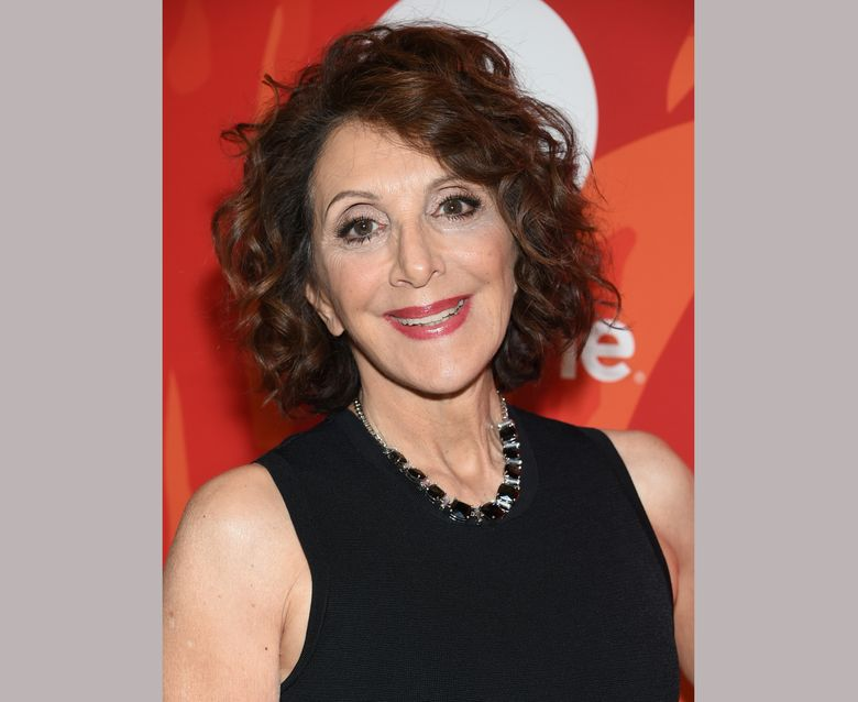"""FILE – In this April 8, 2016 file photo, Andrea Martin attends the 2016 Variety's Power of Women: New York, presented by Lifetime in New York. Martin has joined the cast of NBC's """"Hairspray Live!"""" and will play the mother of pop star Ariana Grande. It airs Dec. 7 on NBC. (Photo by Evan Agostini/Invision/AP, File)"""