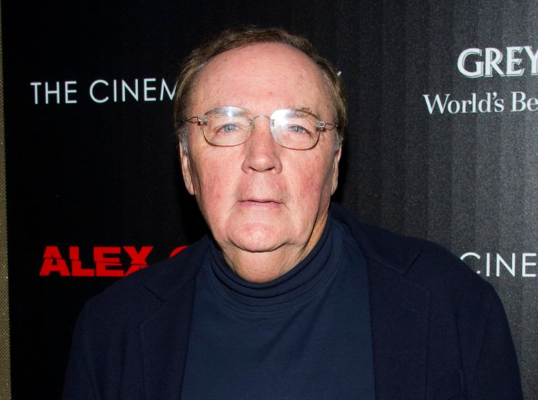 """FILE – In this Oct. 18, 2012, file photo, James Patterson attends a screening of """"Alex Cross"""" in New York. Investigation Discovery channel is joining forces with bestselling author James Patterson, who will write and executive produce a six-part scripted series for the network. (Photo by Charles Sykes/Invision/AP, File)"""