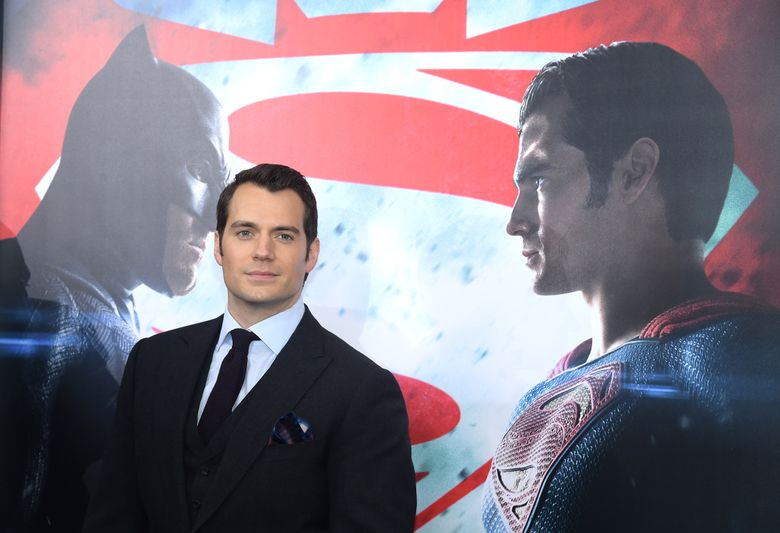 """FILE – In this March 20, 2016, file photo, Henry Cavill attends the premiere of """"Batman v Superman: Dawn of Justice"""" at Radio City Music Hall in New York. Cavill's manager tells Newsweek for a story published online Thursday, Sept. 15, 2016, that a new standalone Superman film starring Cavill is in development. (Photo by Charles Sykes/Invision/AP, File)"""