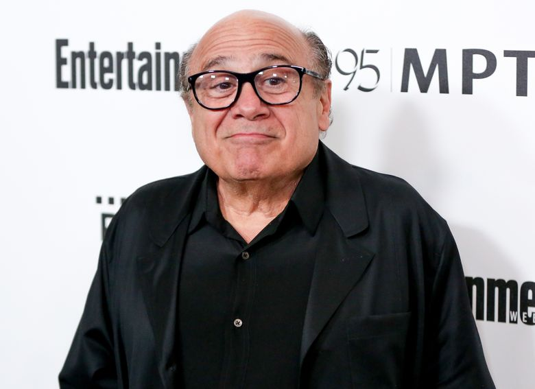 """FILE – In this April 7, 2016 file photo, Danny DeVito arrives at the 5th Annual Reel Stories, Real Lives Benefit in Los Angeles. DeVito will make his Broadway debut next year as a wily furniture dealer in Arthur Miller's """"The Price."""" The Roundabout Theatre Company said Sept. 8, that Devito will star alongside John Turturro, Tony Shalhoub and Jessica Hecht. Performances begin Feb. 16 at the American Airlines Theatre. (Photo by Rich Fury/Invision/AP, File)"""