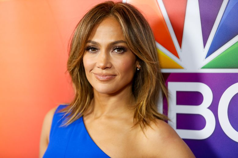 """FILE – In this Jan. 13, 2016 file photo, Jennifer Lopez arrives at the 2016 NBCUniversal Winter TCA in Pasadena Calif. NBC said Wednesday, Sept. 28, that Lopez will be a judge on the """"World of Dance"""" competition series. The 10-episode series will challenge contestants to demonstrate their skills in an unlimited range of dance, including hip-hop, krumping, ballet and ballroom. The winner gets $1 million. (Photo by Rich Fury/Invision/AP, File)"""