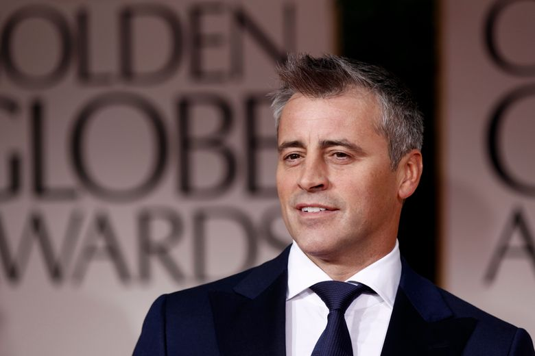 """FILE – This is a  Sunday, Jan. 15, 2012  file photo of Matt LeBlanc as he arrives at the 69th Annual Golden Globe Awards  in Los Angeles. The BBC says former """"Friends"""" star Matt LeBlanc has signed a two-series deal to host its popular car show """"Top Gear."""" The broadcaster announced Monday that LeBlanc will front the show when it returns for a 24th series in 2017.(AP Photo/Matt Sayles, File)"""