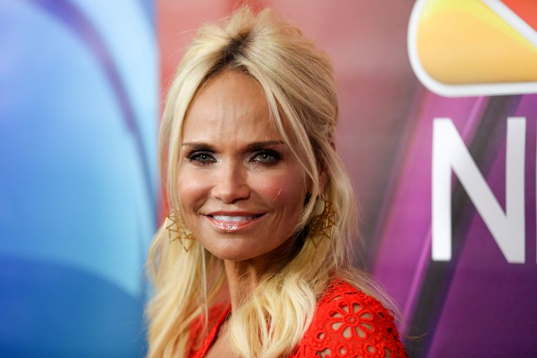 """FILE – In a Tuesday, Aug. 2, 2016 file photo, Kristin Chenoweth, a cast member in the television special """"Hairspray Live!,"""" arrives at the NBCUniversal Television Critics Association summer press tour, in Beverly Hills, Calif. """"Glee"""" and """"Wicked"""" star Kristin Chenoweth will star in """"My Love Letter to Broadway"""" from Nov. 2-13, 2016, at the Lunt-Fontanne Theatre. (Photo by Rich Fury/Invision/AP, File)"""