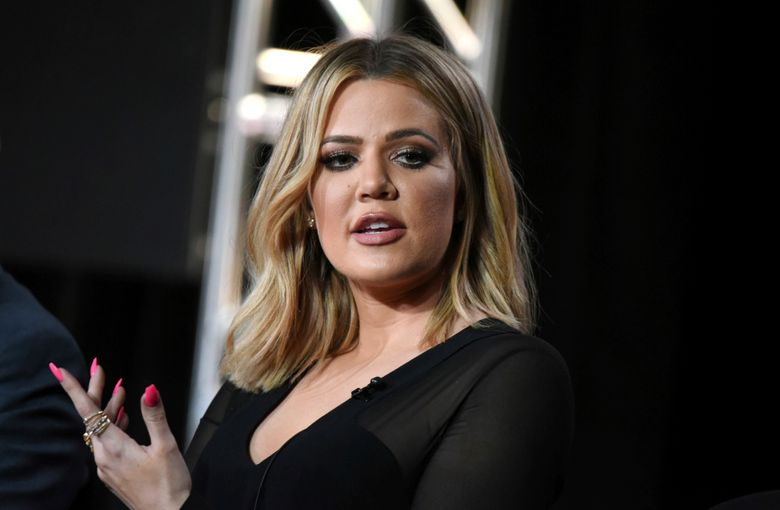 """FILE – In this Jan. 6, 2016, file photo, Khloe Kardashian participates in the panel for """"Kocktails with Khloe"""" at the FYI 2016 Winter TCA in Pasadena, Calif. Kardashian is calling her sister's robbery on Oct. 3, in Paris """"a wake up call for everybody"""" but is pushing back against criticism that Kim Kardashian West had been too public in displaying her wealth. (Photo by Richard Shotwell/Invision/AP, File)"""