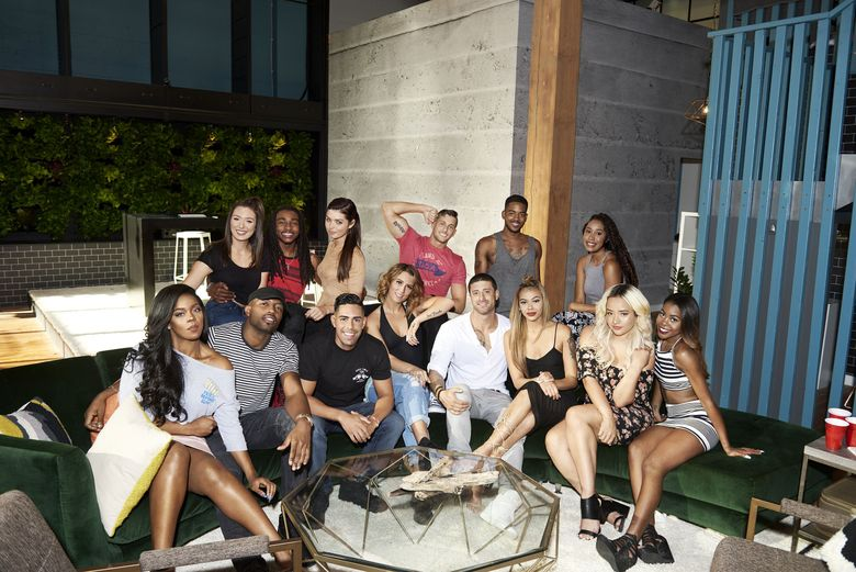 """""""Real World Seattle: Bad Blood"""" lost a cast member this week. (Courtesy of MTV)"""