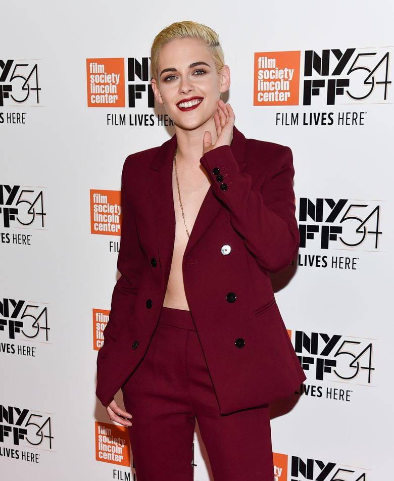 """FILE – In this Oct. 3, 2016 file photo, actress Kristen Stewart attends a special screening of """"Certain Women"""" during the 54th New York Film Festival in New York. Since the """"Twilight"""" franchise, the actress has quietly amassed an impressive body of work, including a trio of very different films at this year's festival; """"Certain Women,"""" directed by Kelly Reichardt, """"Personal Shopper,"""" and Ang Lee's """"Billy Lynn's Long Halftime Walk."""" (Photo by Evan Agostini/Invision/AP, File)"""