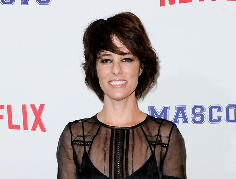 """FILE – In this Oct. 5, 2016 file photo, Parker Posey attends a special screening of """"Mascots"""" in Los Angeles. Blue Rider Press has acquired Posey's """"You're On An Airplane: A Self-Mythologizing Memoir in Monologues, Crafts and Recipes."""" Her publisher describes it as a mix of """"observational humor and personal history."""" (Photo by Richard Shotwell/Invision/AP, File)"""