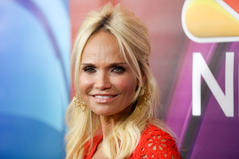 """FILE – In this Aug. 2, 2016 file photo, Kristin Chenoweth, a cast member in the television special """"Hairspray Live!,"""" arrives at the NBCUniversal Television Critics Association summer press tour in Beverly Hills, Calif. Chenoweth will star in the concert, """"My Love Letter to Broadway"""" that starts Wednesday and runs through Nov. 13 at the Lunt-Fontanne Theatre. (Photo by Rich Fury/Invision/AP, File)"""