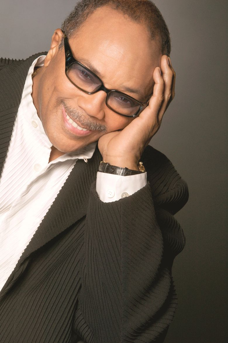 Quincy Jones' music was the focus at the Seattle Symphony Orchestra's Sonic Evolution concert Friday, Nov. 11.