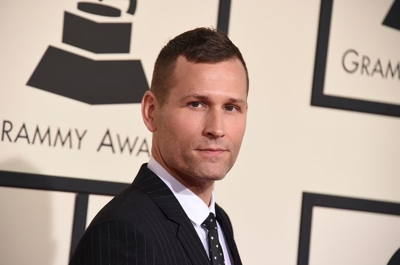 """FILE – In this Feb. 15, 2016 file photo, Kaskade arrives at the 58th annual Grammy Awards at the Staples Center in Los Angeles.  The Grammy-nominated DJ and producer has seen the headlines proclaiming the beginning of the end of the electronic dance music craze, but he's not buying it.  """"I don't think that at all, obviously. I'm busier than I ever have been and I think, really, we just kind of scratched the surface,"""" he said in a recent interview.(Photo by Jordan Strauss/Invision/AP)"""