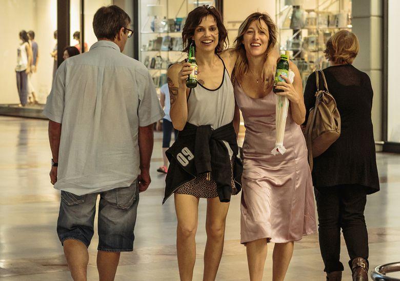 """Like Crazy,"" starring Micaela Ramazzotti, left, and Valeria Bruni Tedeschi, kicks off the Cinema Italian Style film festival at the SIFF Cinema Uptown on Thursday, Nov. 10.  (Paolo Ciriello)"