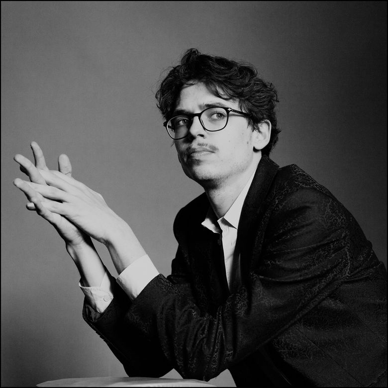 Pianist Lucas Debargue was the controversial fourth-place winner in the prestigious International Tchaikovsky Competition in 2015.
