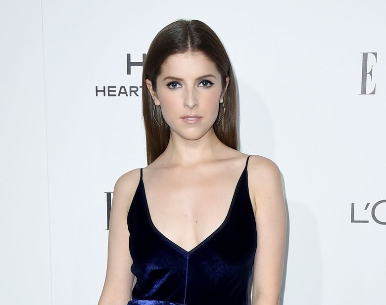 """FILE – In this Oct. 24, 2016 file photo, Anna Kendrick arrives at the 23rd annual ELLE Women in Hollywood Awards in Los Angeles. Kendrick released a book, """"Scrappy Little Nobody,"""" with anecdotes and musings from her life. (Photo by Jordan Strauss/Invision/AP, File)"""