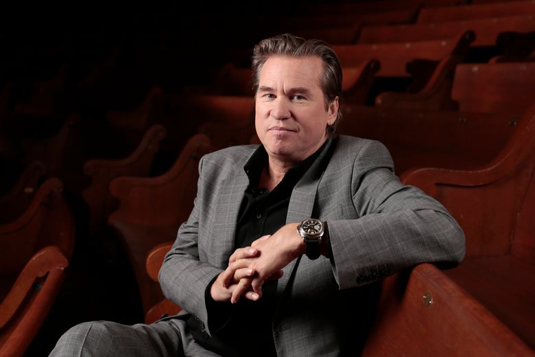 """FILE – In this Jan. 9, 2014 file photo, Val Kilmer poses for a portrait in Nashville, Tenn. Kilmer says Michael Douglas was """"misinformed"""" when he suggested Kilmer has cancer. In a Facebook post Tuesday, Nov. 1, 2016, Kilmer said he has """"no cancer whatsoever."""" At a London event on Sunday, Douglas had said Kilmer was """"dealing with"""" throat cancer, which Douglas was diagnosed with in 2010. (AP Photo/Mark Humphrey, File)"""