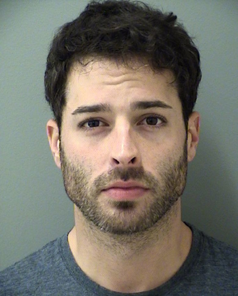 """This undated photo provided by the Cherokee County, Ga., Sheriff's Office shows former soap actor Corey Sligh, who is charged with molesting a young girl. Sligh had a stint on the CBS soap opera, """"The Young and the Restless."""" (Cherokee County Sheriff's Office via AP)"""