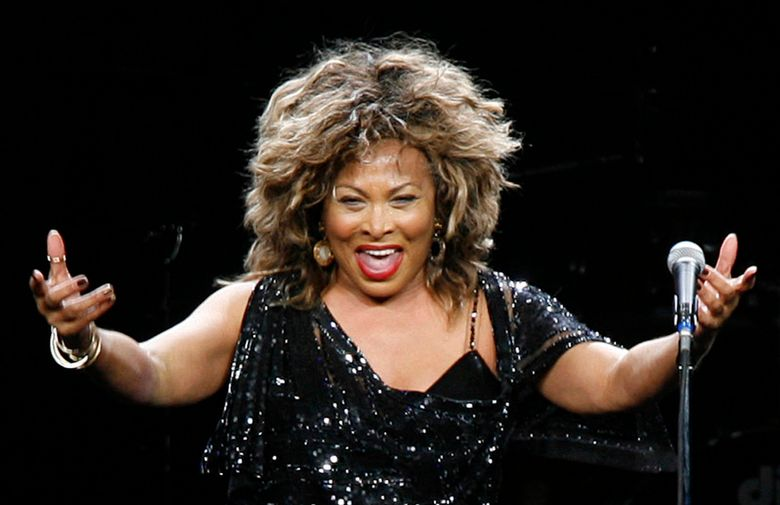 """FILE – In this Wednesday, Jan. 14, 2009 file photo, US singer Tina Turner performs in a concert in Cologne, Germany. Production company Stage Entertainment says it is developing a show based on Turner's story written by Katori Hall, playwright behind civil rights-era drama """"The Mountaintop."""" On Friday, Dec. 16, 2016 Turner attended a workshop in London for the show, which has been in the works for a year. The 77-year-old entertainer said in a statement that """"it has been wonderful to collaborate with Katori and Phyllida and to have my story nurtured by such an amazing creative team is thrilling."""" (AP Photo/Hermann J. Knippertz, file)"""