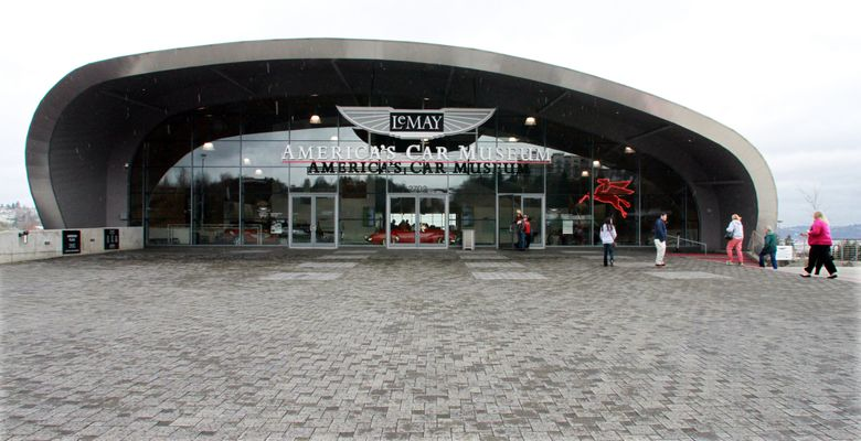 LeMay-America's Car Museum contains more than 200 automobiles. (Alan Berner/The Seattle Times)