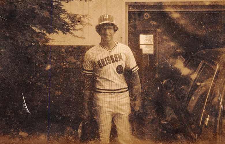 The Mariners may just be following suit of high-school aged Larry Stone.