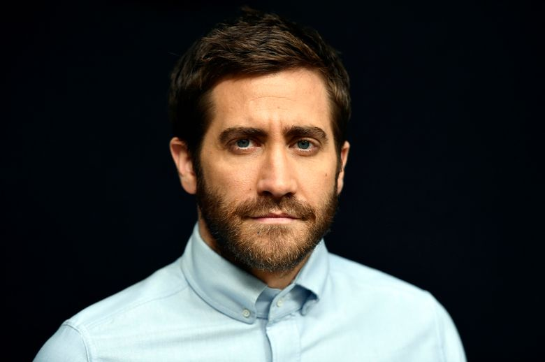 """FILE – This Oct. 28, 2016 file photo shows Jake Gyllenhaal at a photo call for """"Nocturnal Animals"""" in Los Angeles. Gyllenhaal and Annaleigh Ashford will star in a Broadway revival of the musical """"Sunday in the Park with George,"""" in February. (Photo by Jordan Strauss/Invision/AP, File)"""
