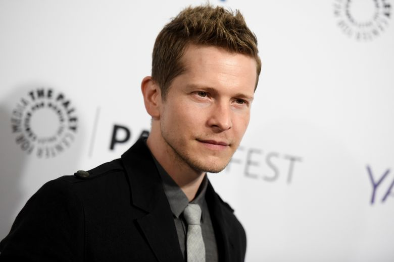 """FILE – In this March 7, 2015 file photo, Matt Czuchry arrives at the 32nd Annual Paleyfest: """"The Good Wife"""" in Los Angeles. Czuchry stars in the four-part series, """"Gilmore Girls: A Year in the Life"""" on Netflix. (Photo by Richard Shotwell/Invision/AP, File)"""