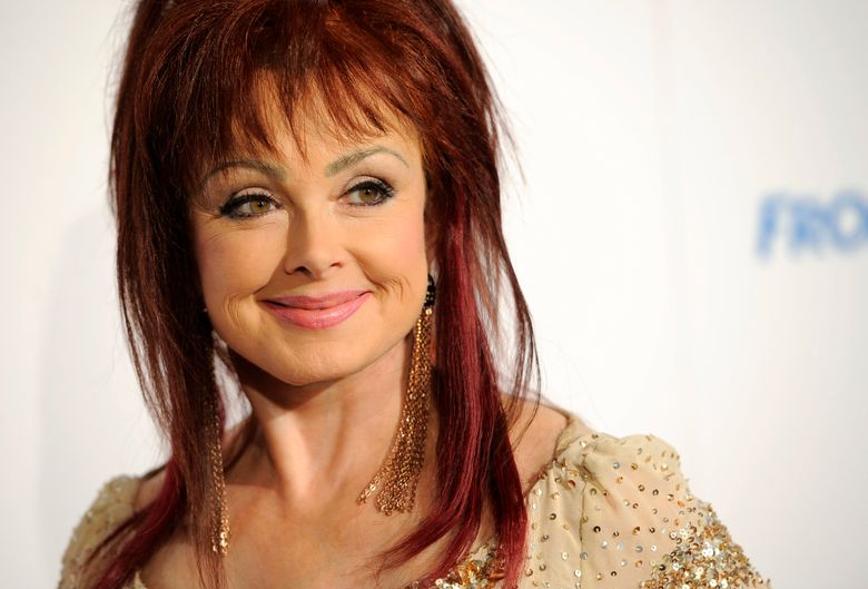 """FILE – In this Oct. 6, 2012, file photo, Naomi Judd poses at the Hero Dog Awards at the Beverly Hilton Hotel in Beverly Hills, Calif. Judd told """"Good Morning America"""" in an interview broadcast Tuesday, Dec. 6, 2016, that she has been diagnosed with severe depression and spent time in psychiatric hospitals. (Photo by Chris Pizzello/Invision/AP, File)"""