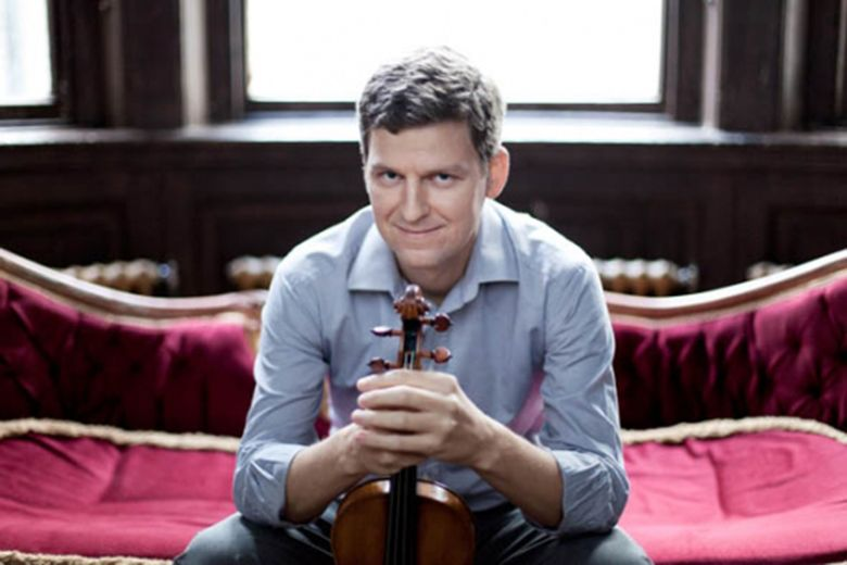 """""""There's more freedom now; people are writing pieces that don't follow any rules. It's an exciting time,"""" says violinist and Seattle Chamber Music Society artistic director James Ehnes."""