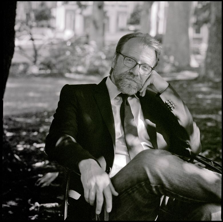 Author George Saunders will speak at Town Hall Seattle at 7:30 p.m. Tuesday, Feb. 28. (David Crosby/ 2014 David Crosby)