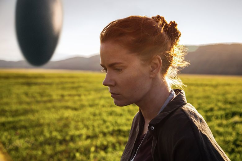 """Amy Adams stars in """"Arrival."""" (Paramount Pictures)"""