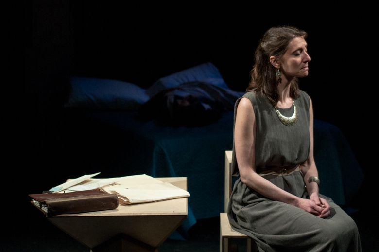 "Jenn Ruzumna as Penelope in ""Maiden Voyage."" (Cassandra Bell) (DUNCAN KOWALSKI)"