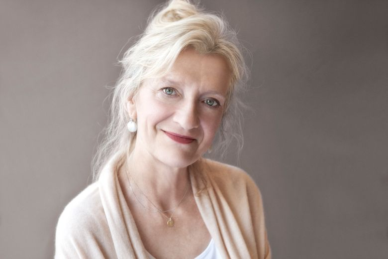 """Elizabeth Strout, author of """"Anything Is Possible."""""""
