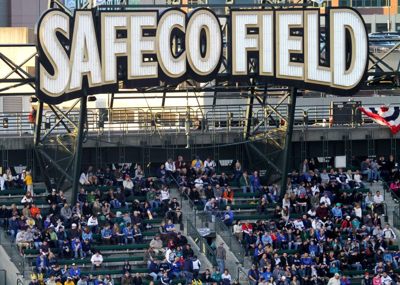 The Mariners announced this week that their ballpark naming-rights agreement with Safeco Insurance will not be extended past the 2018 season.  (Ken Lambert/The Seattle Times)