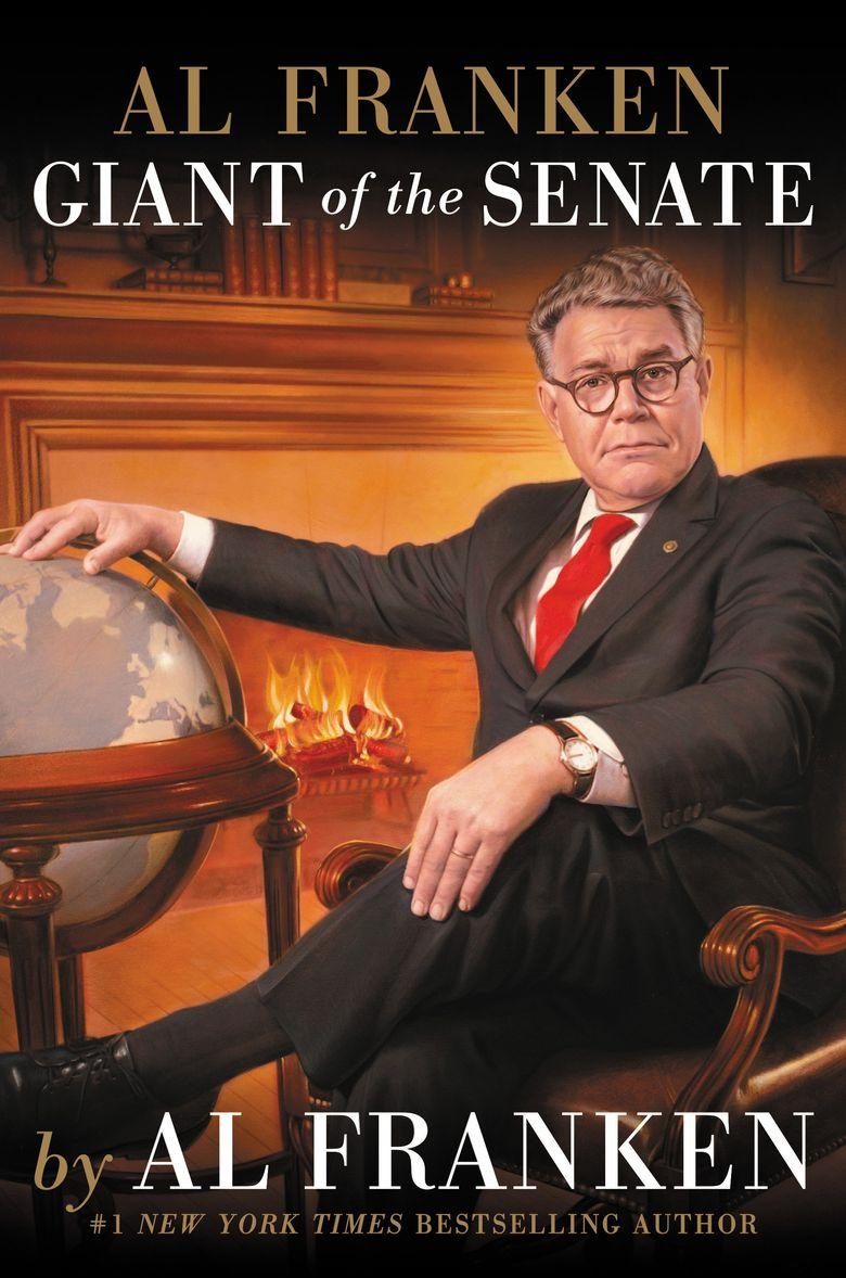 "Al Franken's book ""Giant of the Senate"""