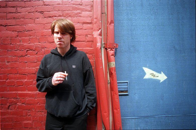 The Mark Lanegan Band plays the Showbox Thursday Aug. 24. (Alan Berner / The Seattle Times)