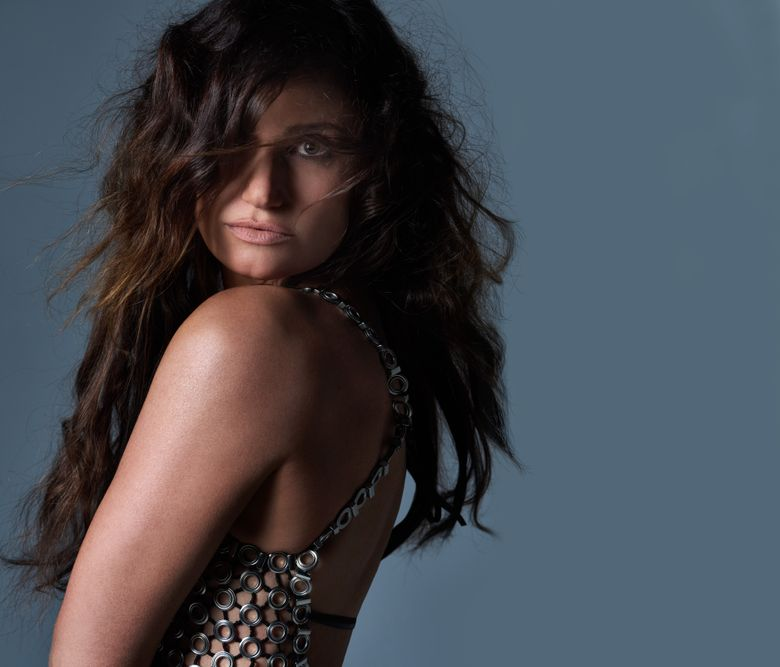 Idina Menzel will perform Aug. 22 at Marymoor Park in Redmond. (Courtesy of Warner Bros. Records)