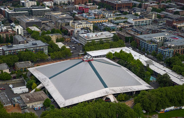 Chris Hansen's Sodo group has proposed to also renovate KeyArena into a mid-sized concert venue.