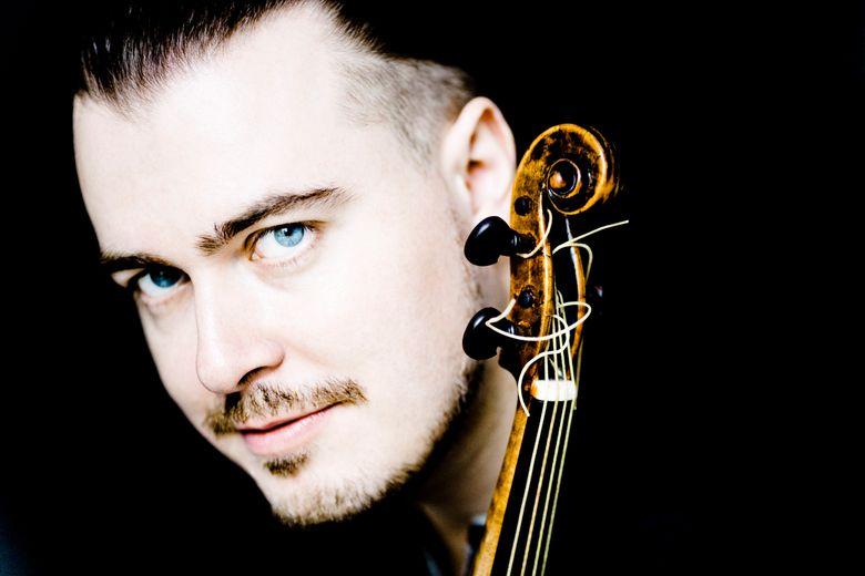Dmitry Sinkovsky (Photo credit: Marco Borggreve) (Marco Borggreve)