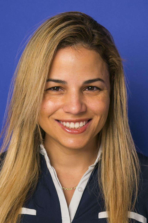Lorena Martin, the Mariners' first director of high performance. (Ben VanHouten/Ben VanHouten/Seattle Mariners)