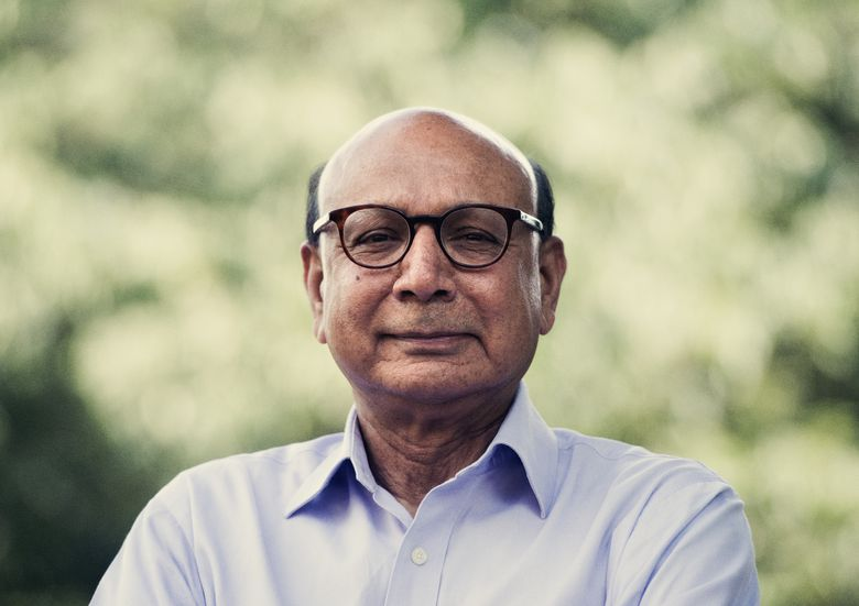 Khizr Kahn, who offered his copy of the U.S. Constitution to then-candidate Donald Trump, will speak at Seattle University on Dec. 8. (Edwin Tse)
