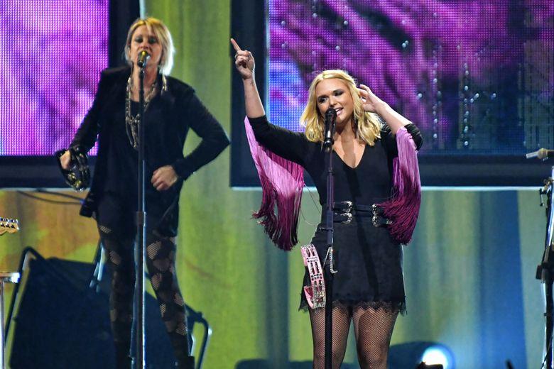 Country star Miranda Lambert played a packed Tacoma Dome on Feb. 1, 2018. (Darrell Westmoreland)