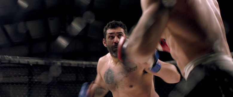 """Joe Carman, a resident of Kent, is the subject of """"The Cage Fighter.""""  (Courtesy of Sundance Selects)"""