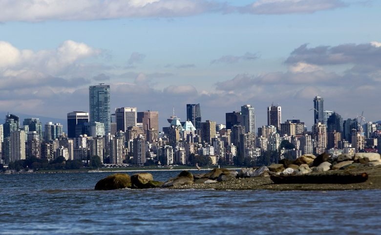 Vancouver, B.C., is one of the hottest housing markets in North America.  (Ben Nelms / Bloomberg)