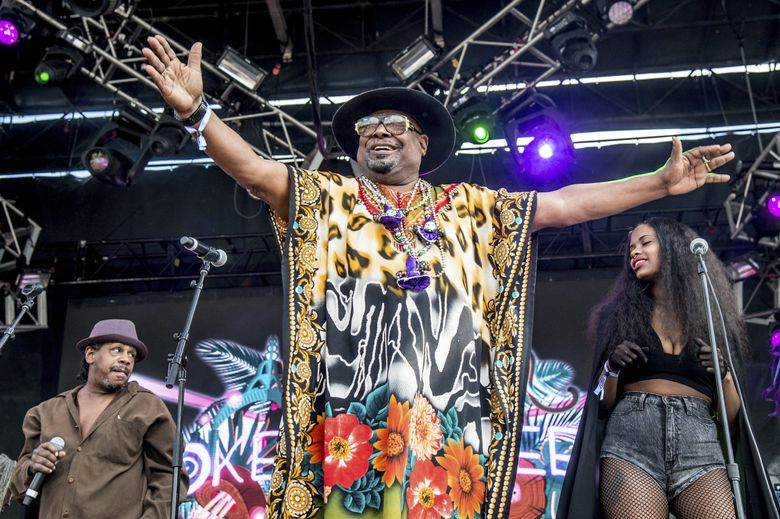 George Clinton of George Clinton and Parliament Funkadelic performs at the Okeechobee Music and Arts Festival on Saturday, March 4, 2017, in Okeechobee, Fla. (Photo by Amy Harris/Invision/AP) INVW (Amy Harris / Amy Harris/Invision/AP)